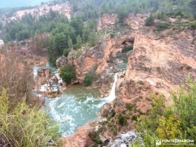 Valle Cabriel-Manchuela conquense;venta marcelino villar las chorreras cultural somosierra